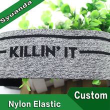 hot sell military belt made of nylon jacquard webbing
