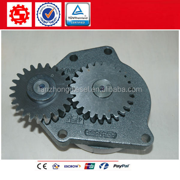 ISLe Cummins Diesel engine part Lubricating Oil Pump 4941464, Dongfeng truck part Oil Pump
