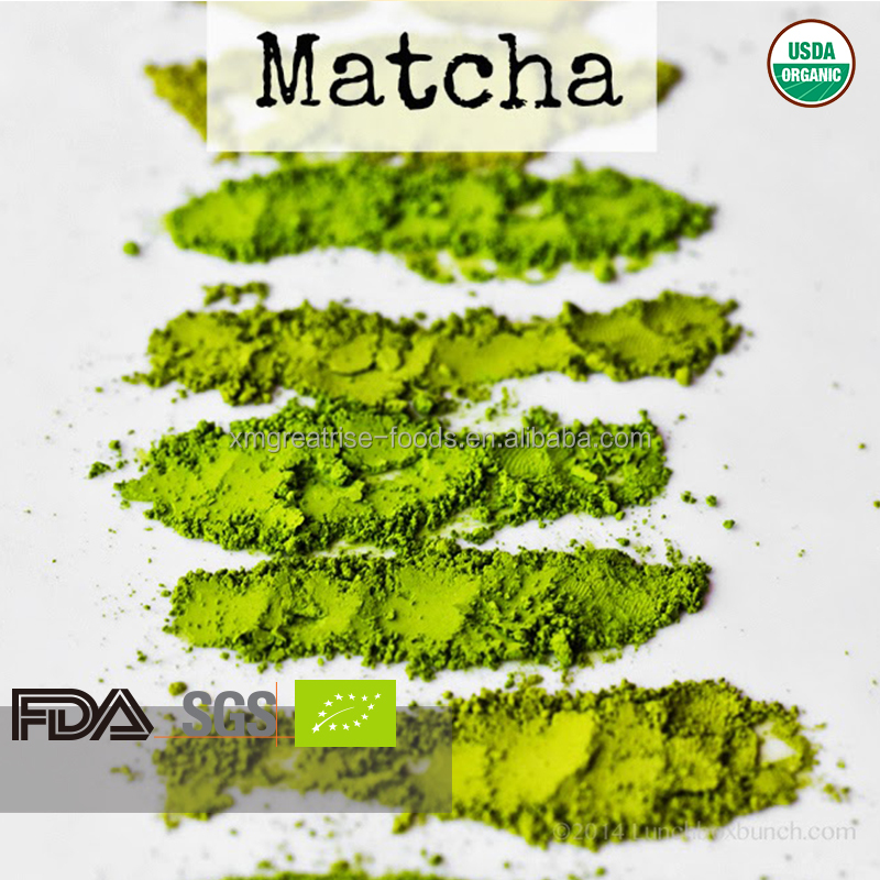 Wholesales Matcha Green Tea Instant Powder Factory Price