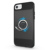 TPU PC Shockprood Case for iPhone 7, 360 Rotating Ring Holder for iPhone 7 Cell Phone Case