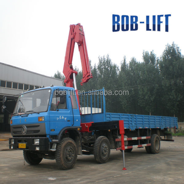 Small Knuckle Boom Crane : International hydraulic small lift winch for t knuckle