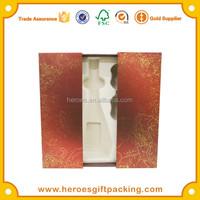 Trade Assurance Customized PVC Blister Insert Paper Box High-end XO Rigid Paper Box PVC Holder