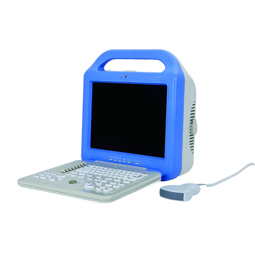 WT-51353ALCD Medical Instrument 12 Inch LCD Digital Laptop Ultrasound Unit