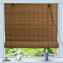 Hot Sale Fangju Simple Bamboo Woven Roller Blinds
