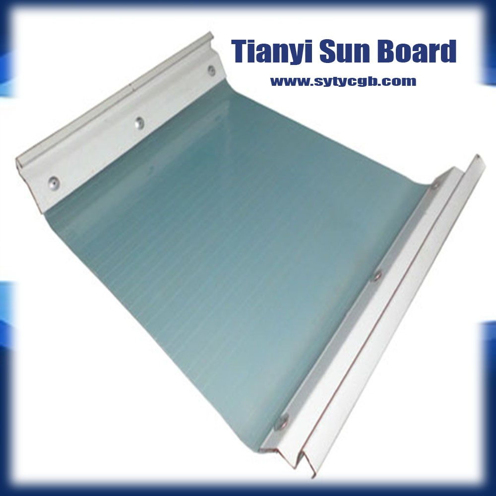 New building material FRP sun pack sheet