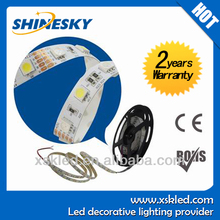 2-year warranty Epistar LED led strip light for clothes
