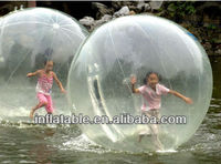 inflatable walking inside water hopper ball