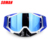 OEM&Customized  Motocross goggle off road motorcycle glasses Downhill Sport goggles Soman SM11