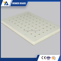 603*1206mm Fire and moisture resistance acoustic celotex board price