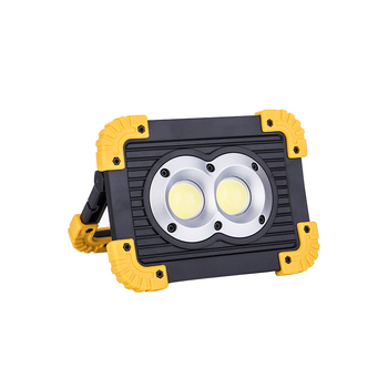 2019 Newly Designed 300LM/W 20w Rechargeable Led Flood Light