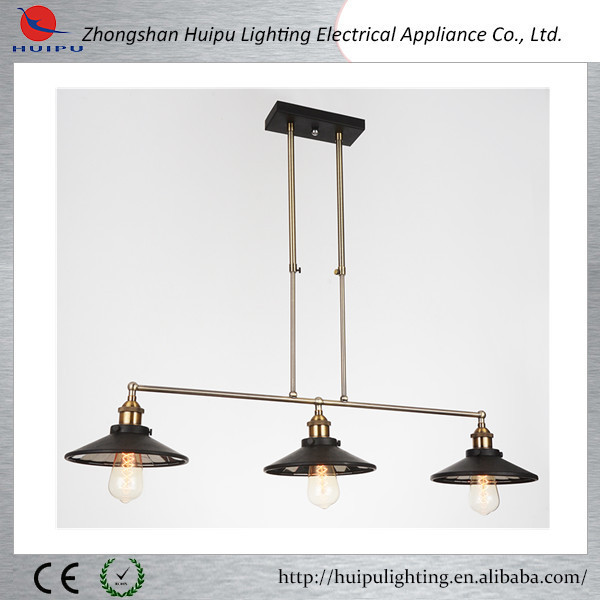 high quality Edison bulb with mirror chandelier pendant lamp for home with trade assurance supplier