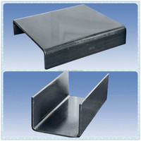 Supply U channel beam steel sizes with lower price