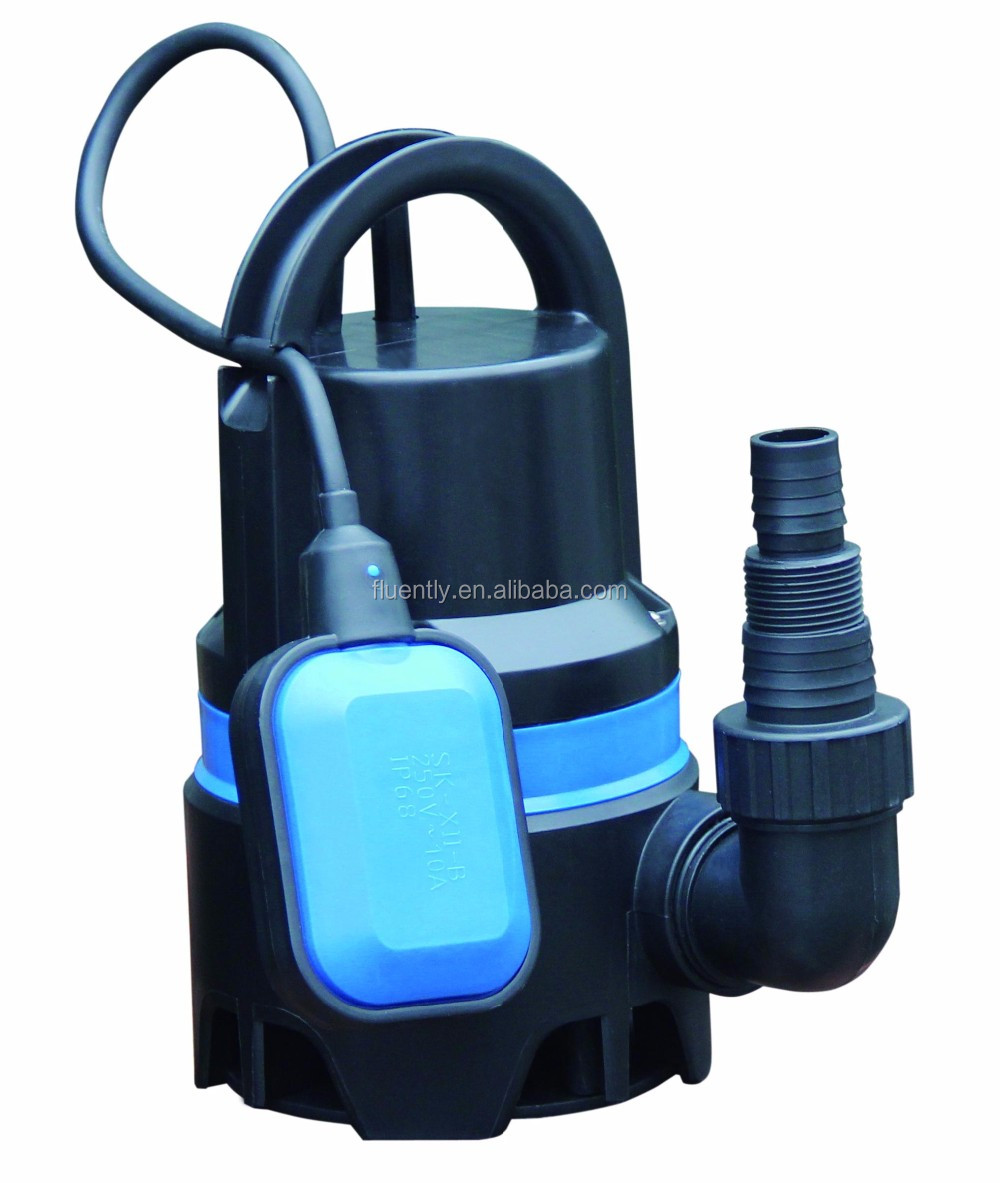 1hp electric plastic submersible water pump motor prices for Water motor pump price