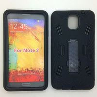 robot shell heavy duty defender combo hybrid case for Sansung Galaxy S Note 3 n9005
