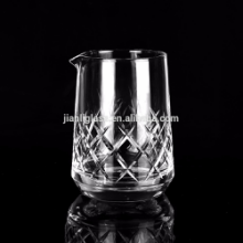 Hand Cut Drinking mixing glasses
