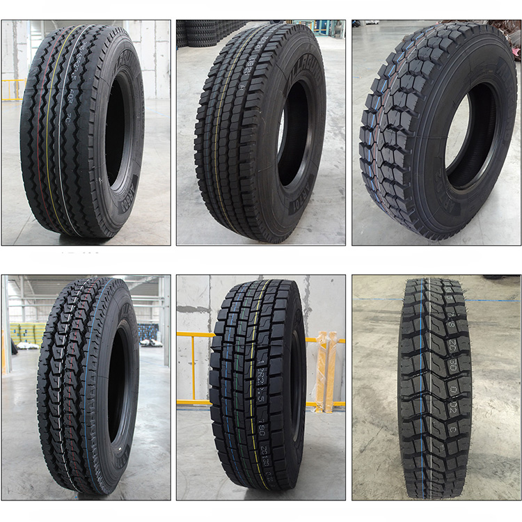 315/80R22.5 11R22.5 1200R24 China Radial Truck Tyre