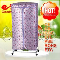 Hot Water Clothes Dryer