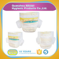 Hot sale durable breathable good baby diapers