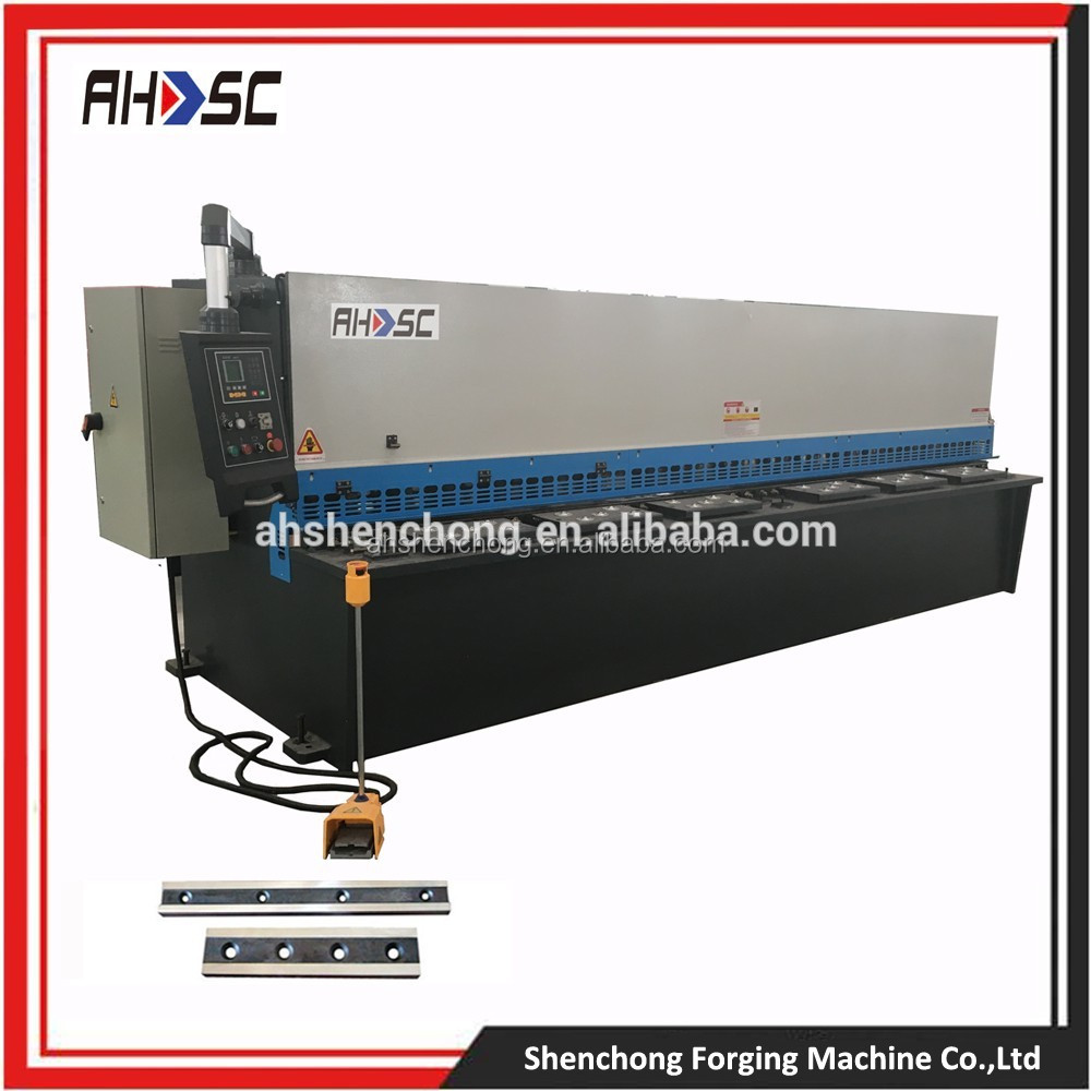 8mm nice apperance aluminium sheet rotary sheet metal cutting machine with line device