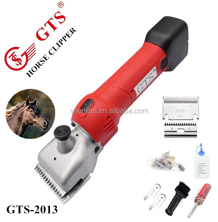 GTS 2013 rechargeable horse clipper .professional cordless horse clipper