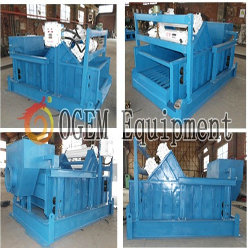 Drilling Mud shale shaker for Solids Control