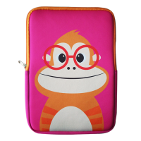 Neoprene factory zipper high quality tablet case