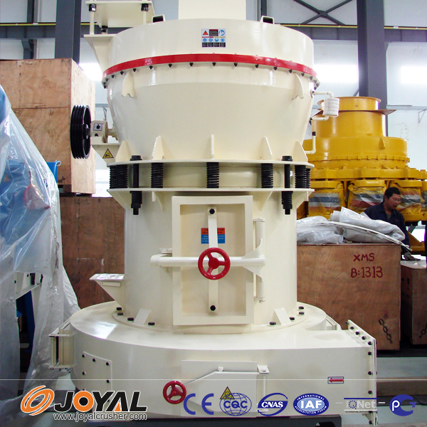Suspension Mill YGM high pressure used in mining, building materials, chemical, metallurgical and other