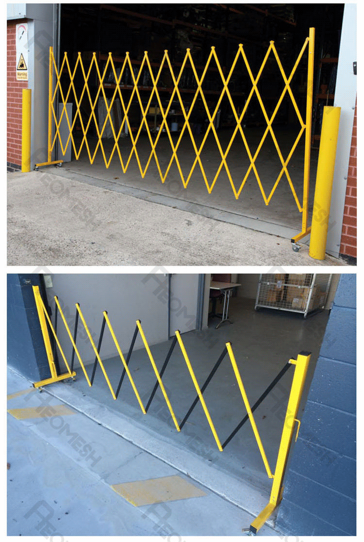 Made in Guangzhou Professional Factory Expandable Barrier