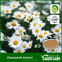 GMP factory supply organic chamomile extract