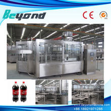carbonated soft drink manufacturing plant/production plant