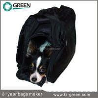 wholesale pet carrier for dog cat bag shoulder travel airline bag