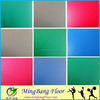 100% vinyl sports flooring/ PVC material flooring for Volleyball playground