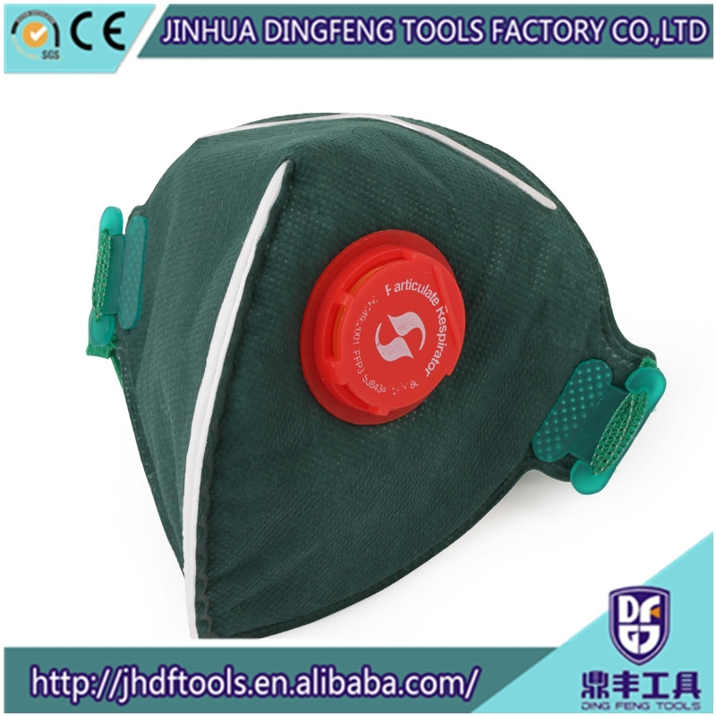 Breathing Valve Activated Carbon Gas Dust Masks High Quality Health masks PM2.5.Smoke Filter