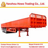 New Chinese Trailer Manufacturer Semi Trailer