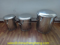 Stainless steel milk can/dairy milk cans/distillation milk cans