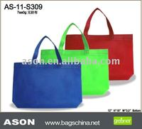 Promotional TNT shopping bag with long handle