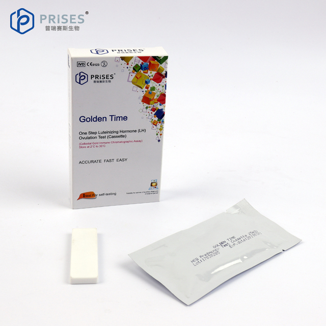 Medical Rapid accurate rapid device test kit And Accurate Lh Ovulation Test Kit Cassette
