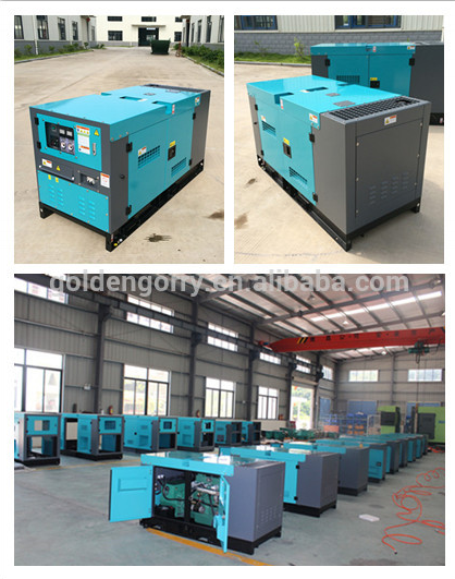 CE Certificate 800Kva Outdoor use Diesel Generator set