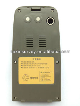 battery for topcon total station TBB-2