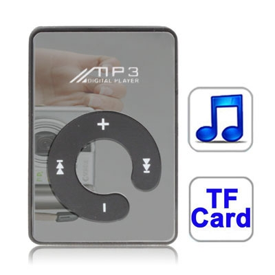 Mirror MP3 <strong>Player</strong> with TF Card Slot