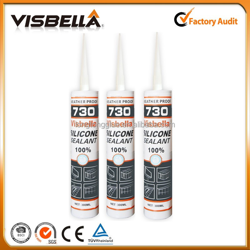 professional manufacturer Weatherproof SILICONE SEALANT ADHESIVE