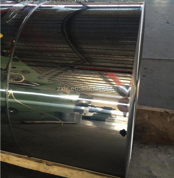 1060 polishing mirror aluminum coil for decoration and lighting