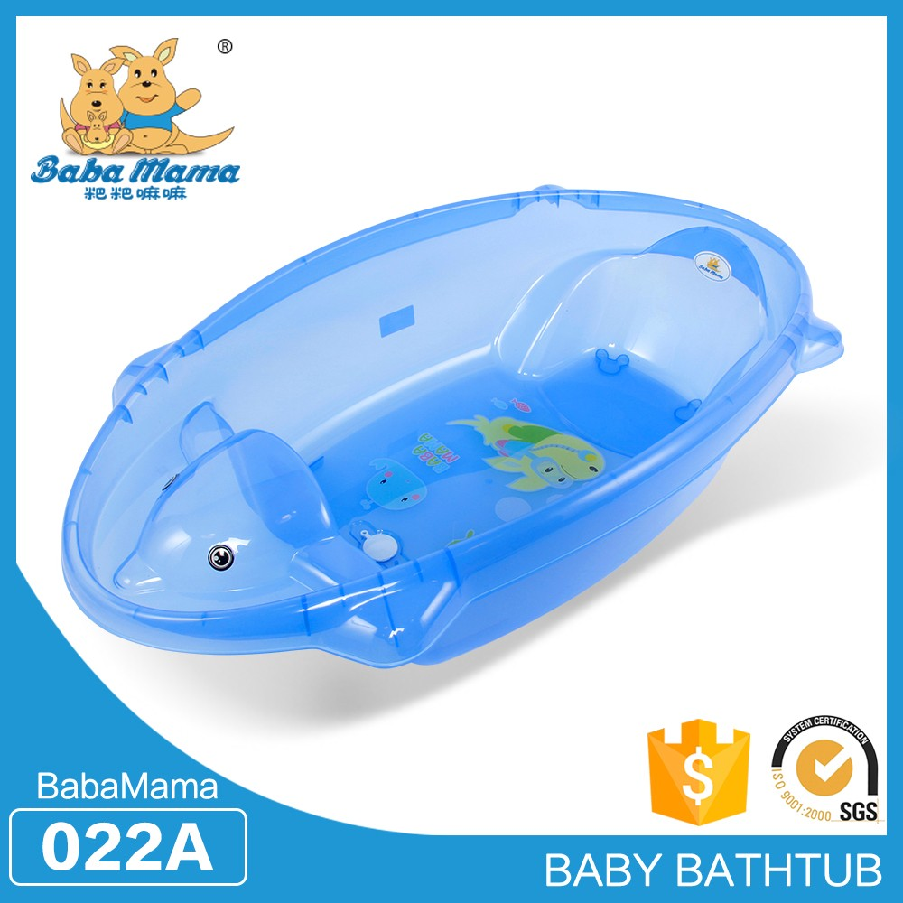 China wholesaler plastic portable safe mini indoor kids bath tubs