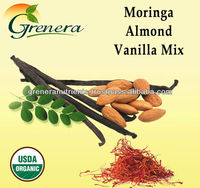 Moringa Almond no added sugar
