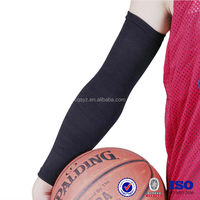 protective basketball wholesale Stretching sunblock Spandex Folding Arm Support sports orthopedic upper arm support