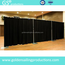 Hot sale 3m - 6m telescopic pipe and drape kits for decoration