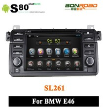 Android Car DVD Player For E46 with GPS, HD Screen, Bluetooth, Steering Wheel Control, Ipod, Iphone support