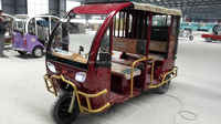 Three Wheeler New Model Bajaj for passenger made in china