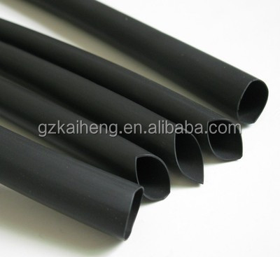 Hot sale medium wall heat shrinkable tubing without adhesive In EU
