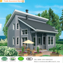 Elegant Forest Wooden Prefabricated House